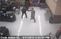 Army Officer Attacked at Wal-Mart