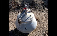 Pressure-Cooker IED Demo