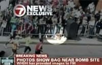 Odd Bag Could be Boston Bomb