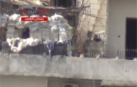 FSA Sniper Misses SAA Troop Twice