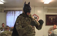 Who is the Bagram Batman?