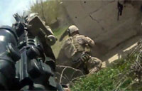 Scout Sniper Team Ambushed