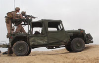 Live-Fire of Crew-Served Weapons