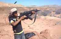 Next Gen Jihad in Training