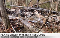 'Ghost' Plane Found Year After Crash