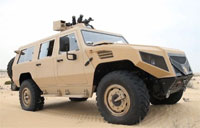 New UAE Armored Vehicle Promo