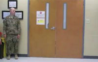 Army Sgt. Surprises Son at School!