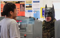 The Bagram Batman on Fitness