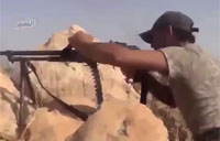 FSA Rebels Firefight with Hezbollah