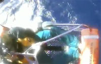 Sailors Rescued from Tropical Storm