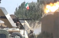 Italian Forces Afghanistan Montage