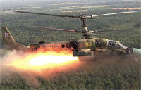 Russia's Combat Helicopter Arsenal