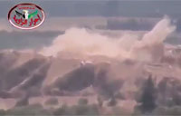 Rebels Target Assad Army in Idlib