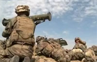 French Army Fights Taliban in Tagab