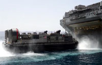 USN Amphibious Operations 2013