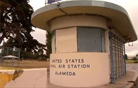 City of Alameda Gets Navy Base