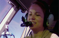 C-17 Globemaster Co-Pilot Interview
