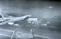 Navy Aircraft Carrier Accidents 1962-63