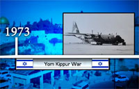 The History of C-130s in Israel
