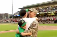 Heartwarming Military Reunion Montage