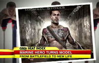 US MarineTurns Underwear Model