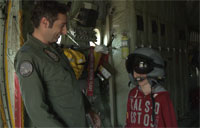 RAAF C-130J Helps Make-A-Wish