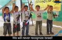 Hamas Summer Camp Teaches Hate