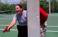 Police Academy Pepper Spray Fail
