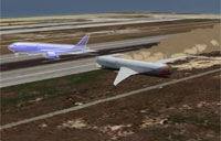 Asiana Flight 214 Crash Recreated