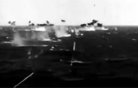 Japanese Lose 85 Planes in Combat