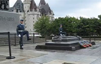 Canada's Changing of the Guard