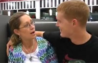 Big Surprise Leaves Mom in Disbelief