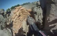 US Patrol Team Ambushed by Taliban