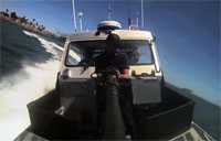 CG Tactical Boat Maneuver Training