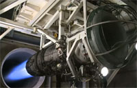 New T-9 Jet Engine Test Cell