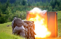 Marines Blast Past Sapper Course