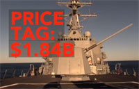 4 $1.8 Bil Destroyers Circling Syria