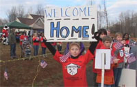 Homes for Troops Helps a Marine