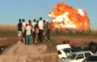 Low Pass Turns into Huge Explosion