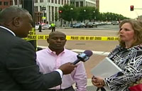 Navy Yard Shooting Witness Talks
