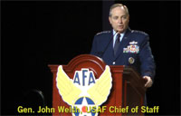 AFA Conference: The Air Force Story