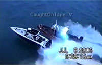 Awesome Coast Guard Boat Chase!