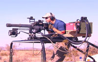 Comparing the M134 vs .50 Cal