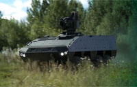 New 8x8 Armored Vehicle Concept