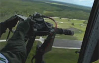 Aerial Gunners and the 50 cal