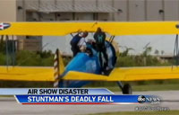 Another Fatal Wingwalker Accident