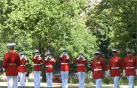 U.S. Marine Drum and Bugle Corps