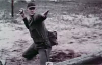 Drill Sgt. Training in the Vietnam War