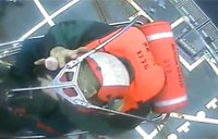 Coast Guard Medevacs US Sailor