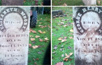 War of 1812 Grave Marker Discovered